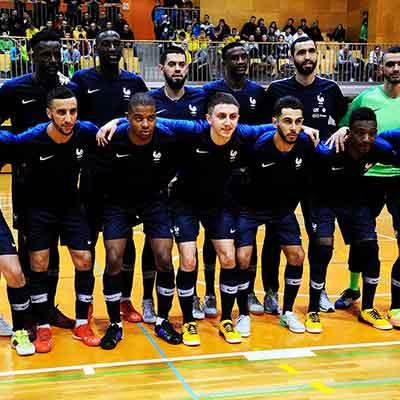 France Futsal National Team travel to Slovenia for pair of friendlies