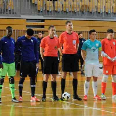 France U-21 Futsal National Team travel to Slovenia for pair of friendlies