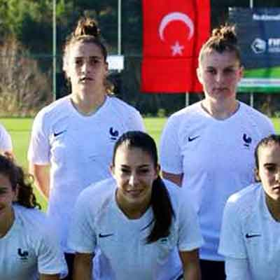 France B Women's National Team participate at 2019 Alanya Cup