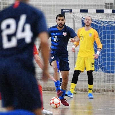 "US Futsal National Team participates at ""Futsal Week 5th edition"""